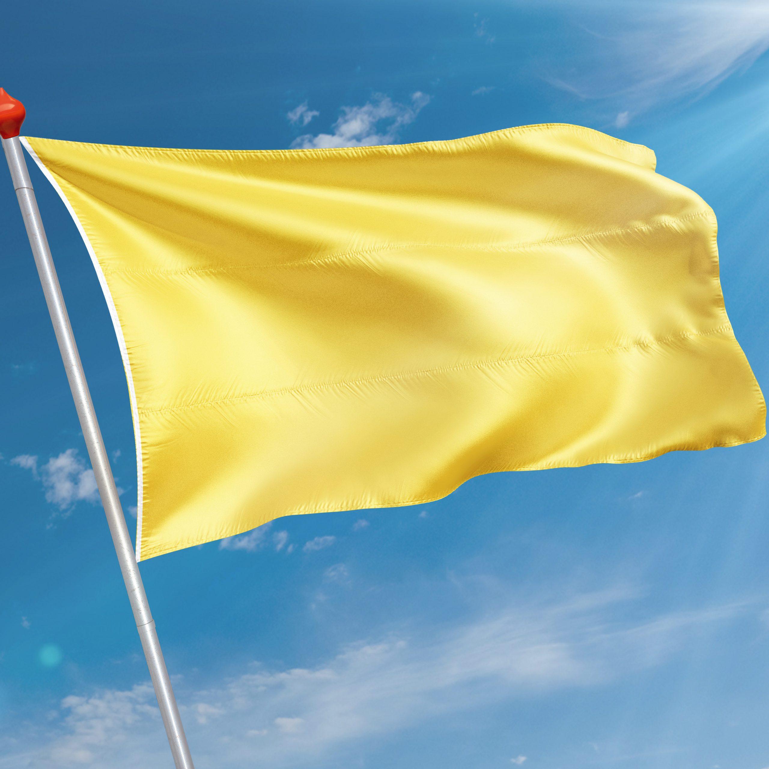 Gele Vlag Scaled