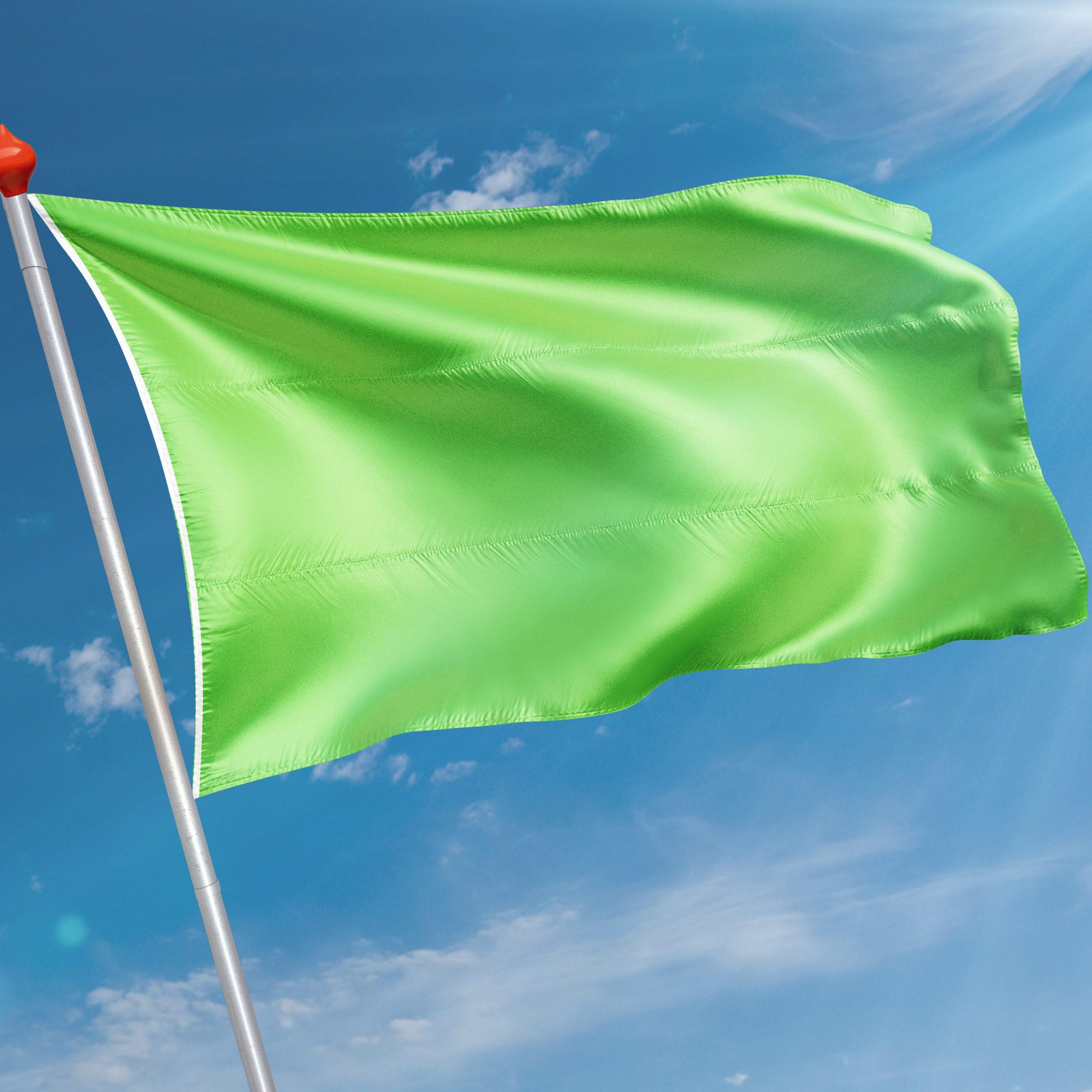 Groene Vlag Scaled