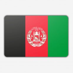 Tafelvlag Afghanistan