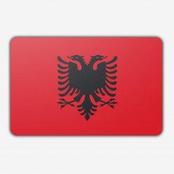 Tafelvlag Albanie