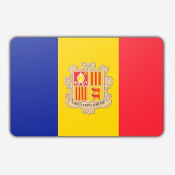Tafelvlag Andorra