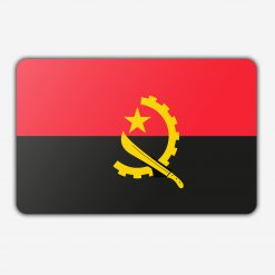 Tafelvlag Angola