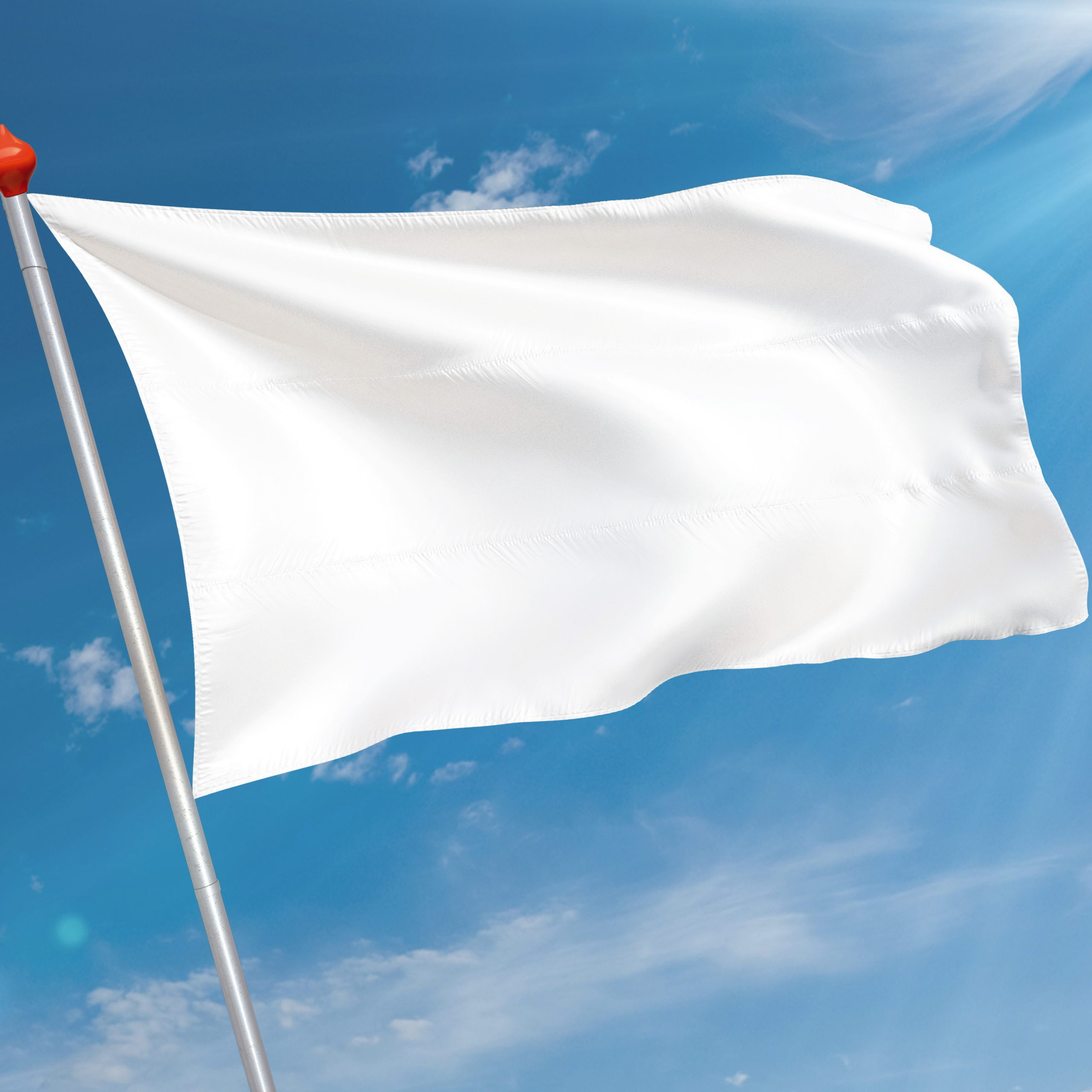 Witte Vlag Scaled