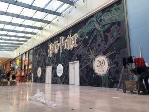 Harry Potter Pop Up Store 300x225