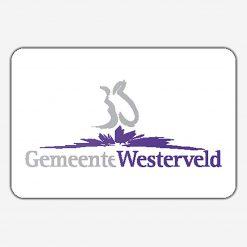 Vlag gemeente Westerveld