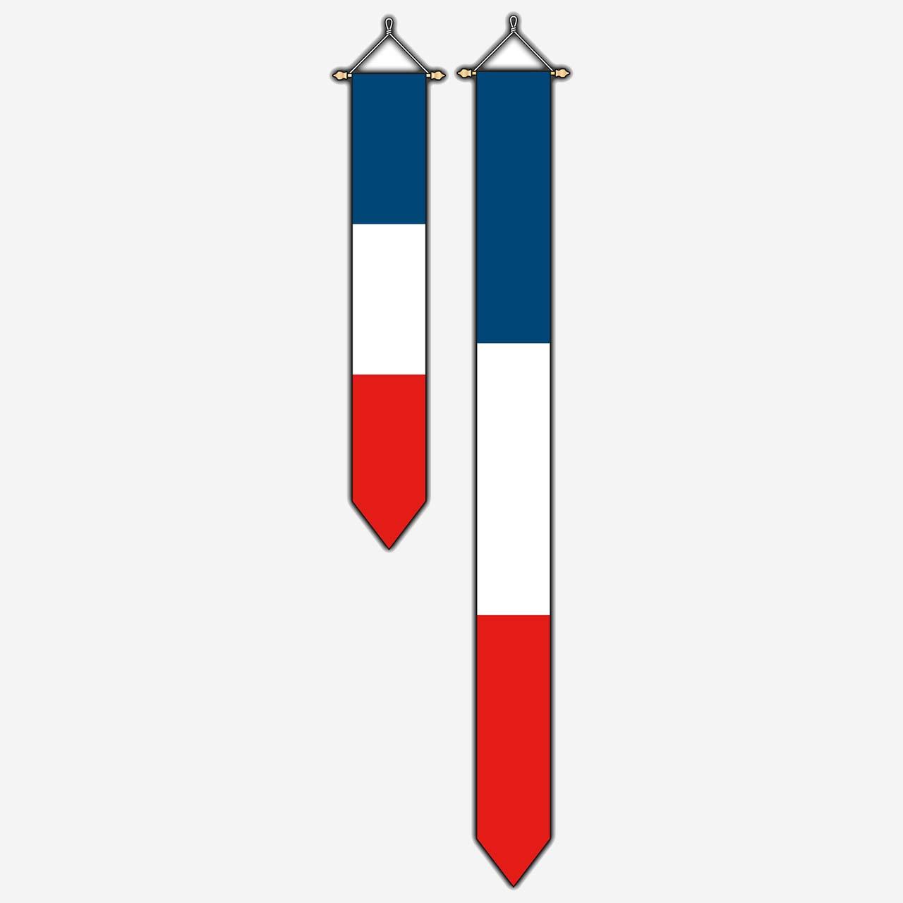 Wimpel Frankrijk