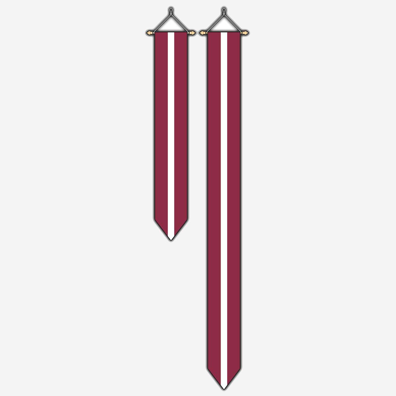 Wimpel Letland