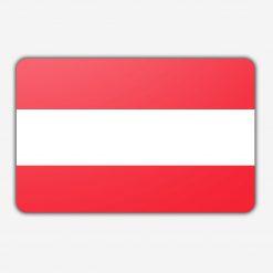 Oostenrijkse vlag
