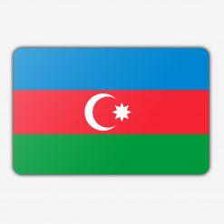 Tafelvlag Azerbeidjzan
