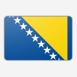 Tafelvlag Bosnië Herzegovina