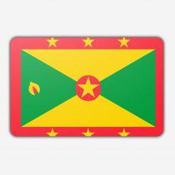 Tafelvlag Grenada