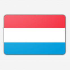 Tafelvlag Luxemburg