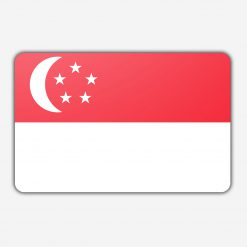 Tafelvlag Singapore