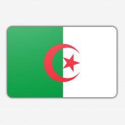 Vlag Algerije
