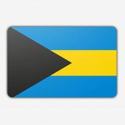 Vlag Bahama eilanden
