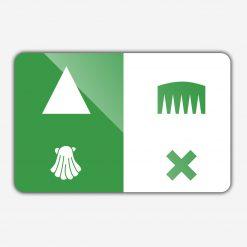 Vlag gemeente Alphen-Chaam