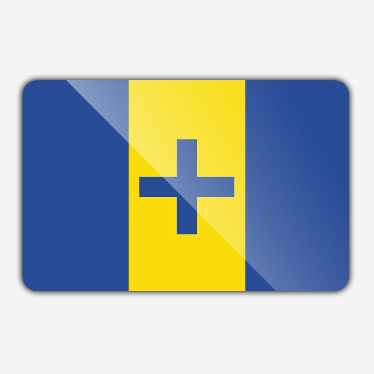 Vlag gemeente Baarn