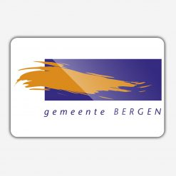 Vlag gemeente Bergen (Noord-holland)
