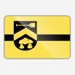Vlag gemeente Borgerodoorn