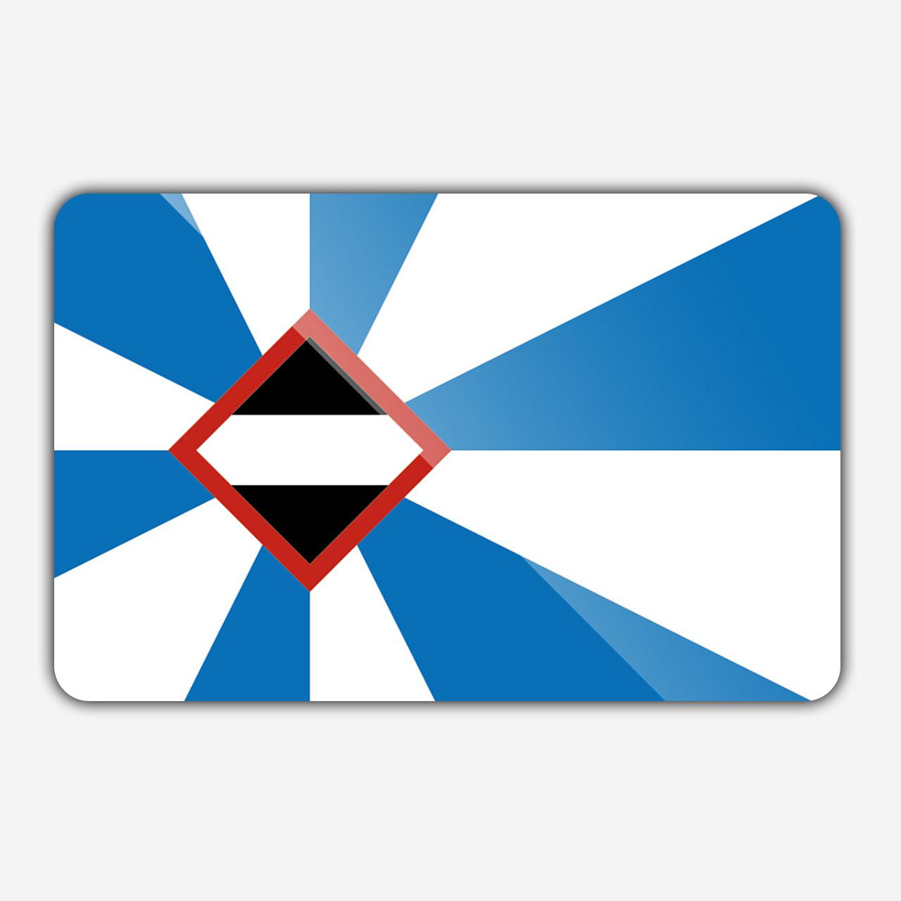 Vlag gemeente Borsele