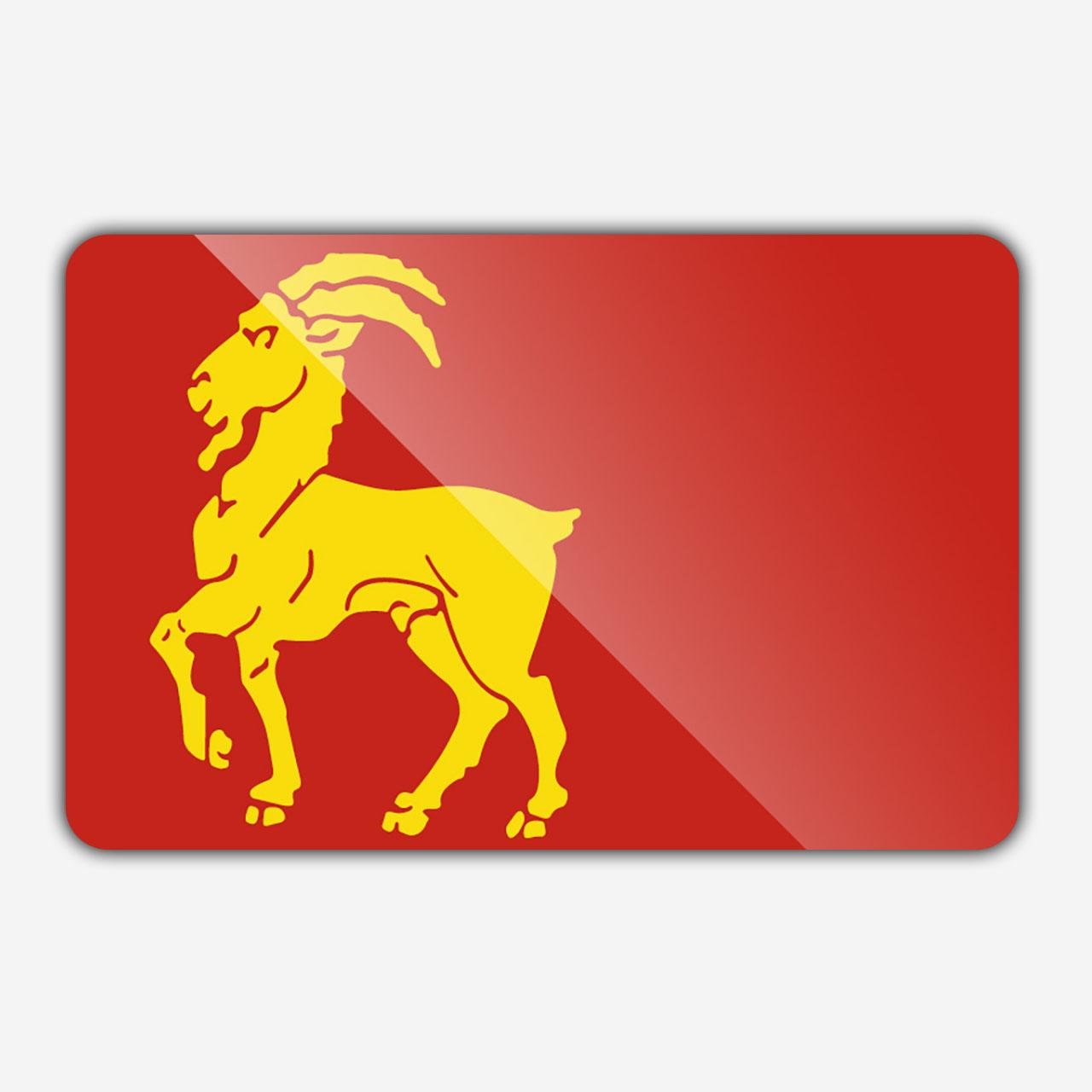 Vlag gemeente Boxmeer