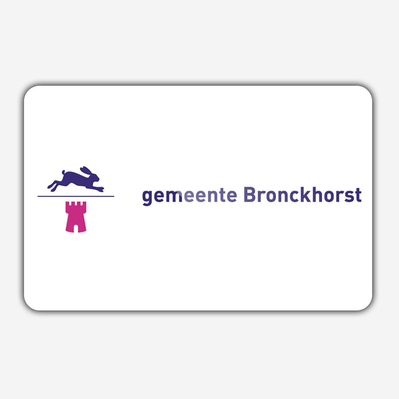Vlag gemeente Bronckhorst