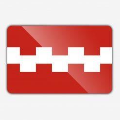 Vlag gemeente Buren