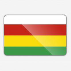 Vlag gemeente Dantumadiel