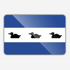 Vlag gemeente Diemen