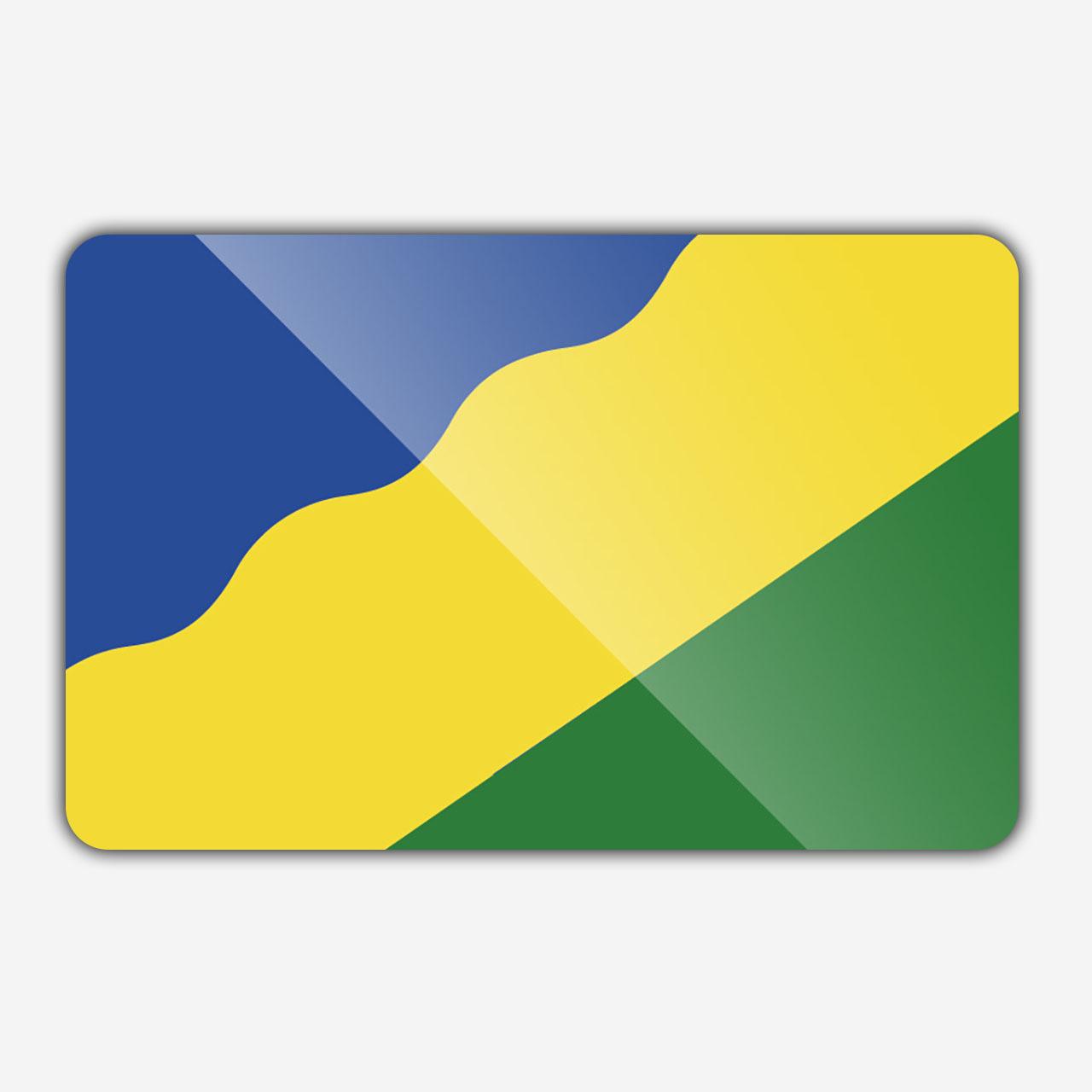 Vlag gemeente Franekeradeel