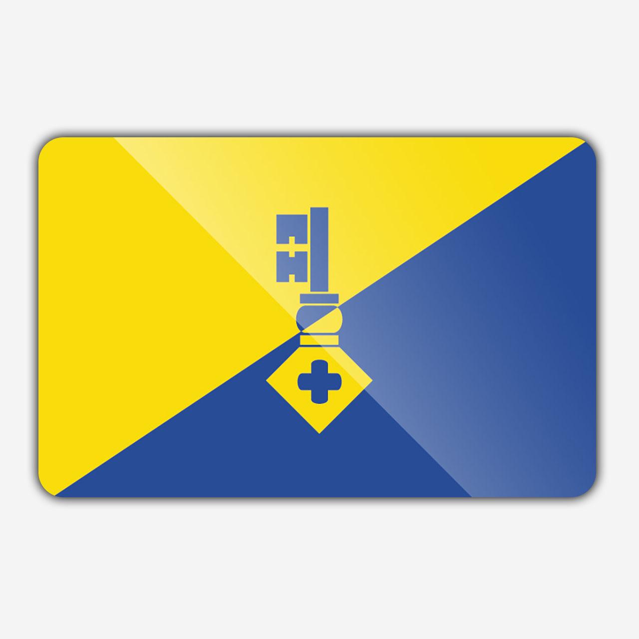 Vlag gemeente Gilze en Rijen