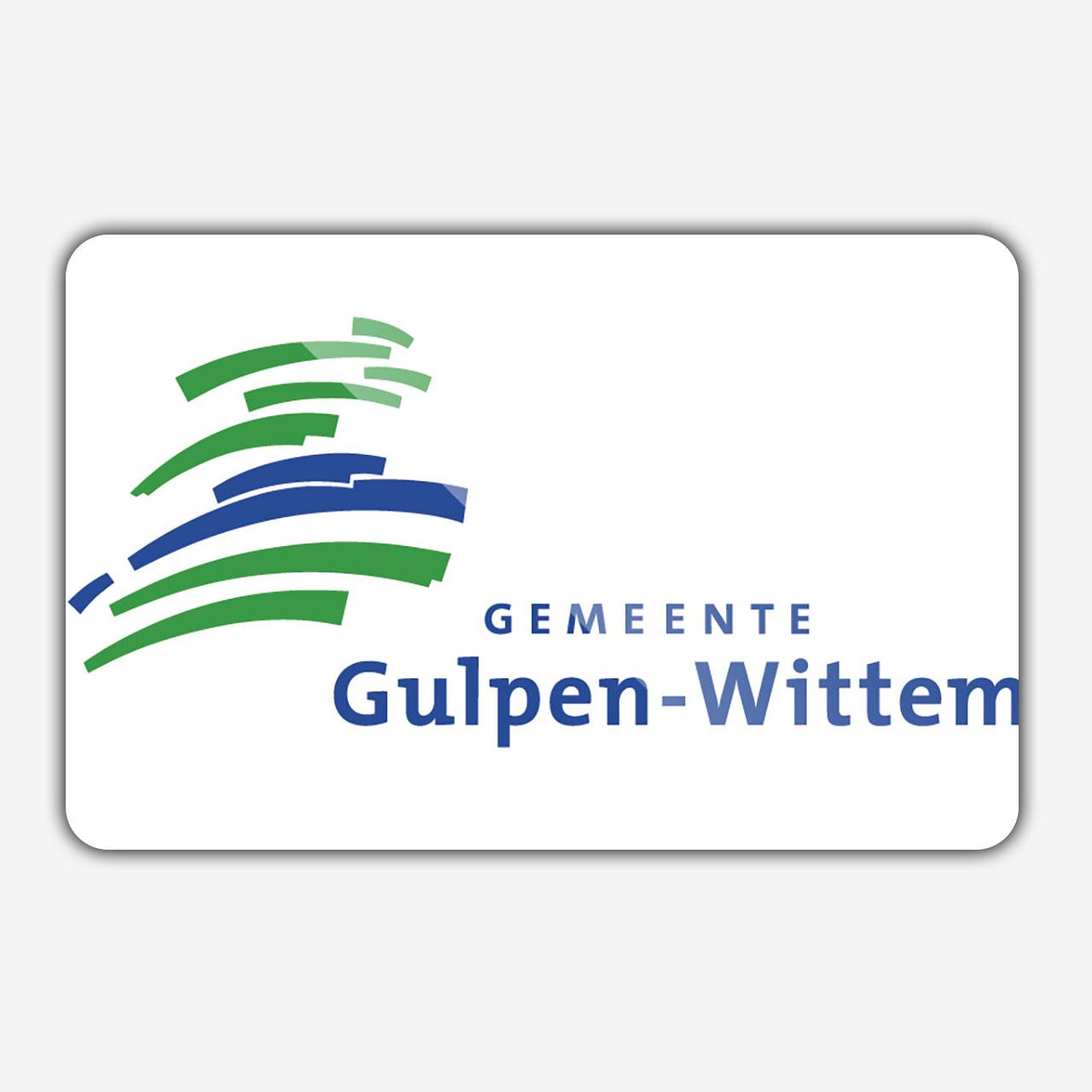 Vlag gemeente Gulpen-Wittem