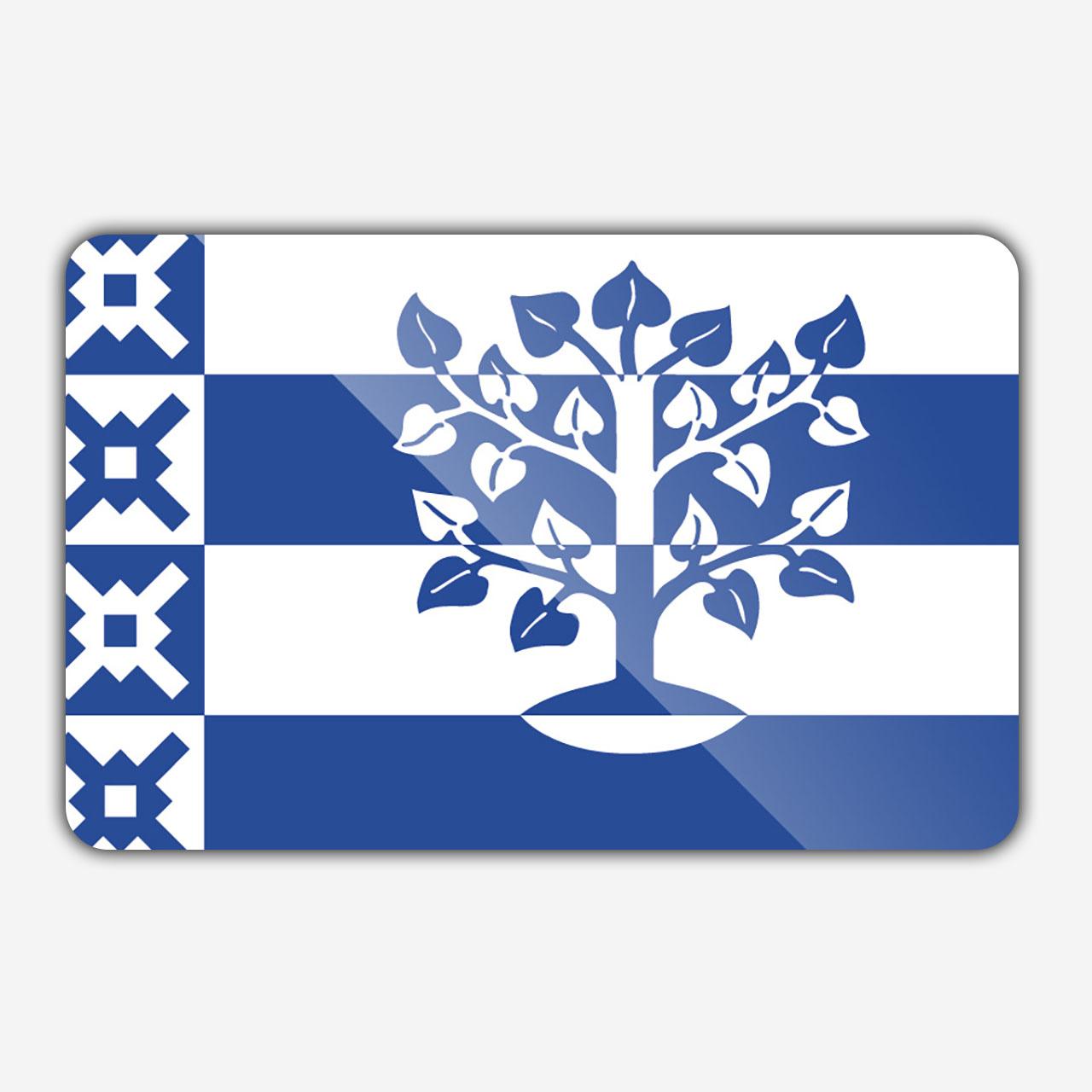 Vlag gemeente Haaren