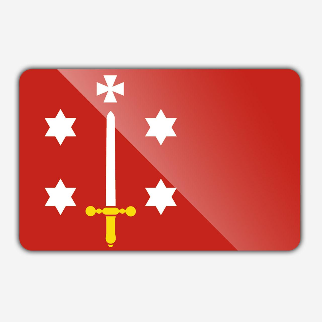Vlag gemeente Haarlem