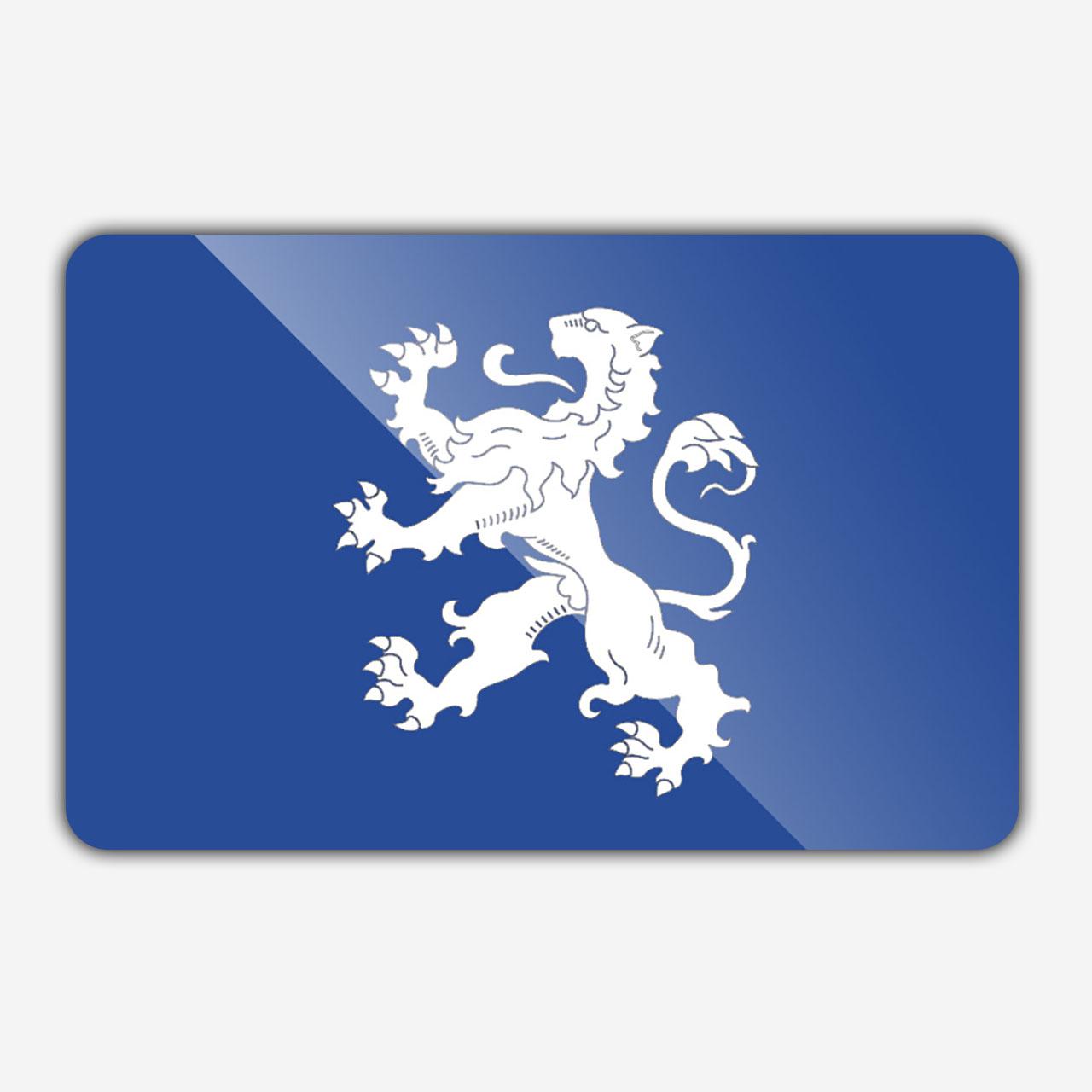 Vlag gemeente Heemskerk