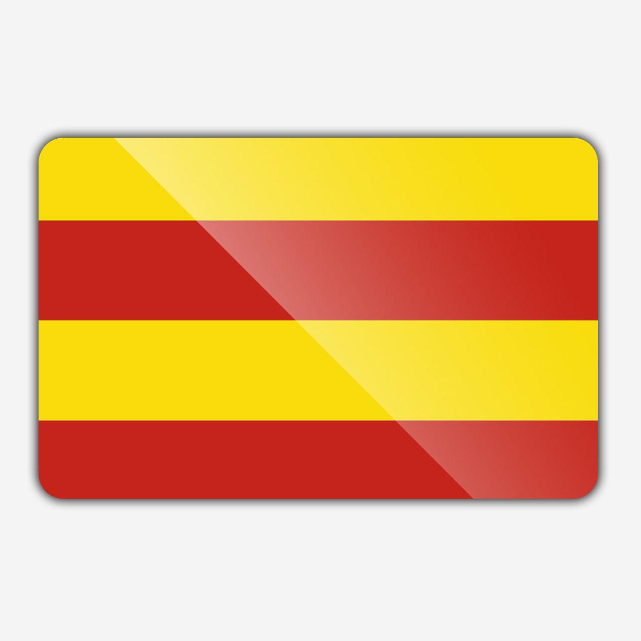 Vlag gemeente Heemstede