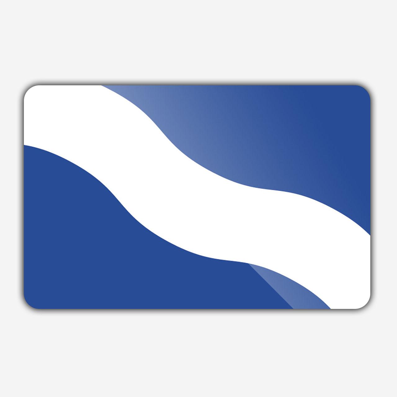 Vlag gemeente Hengelo