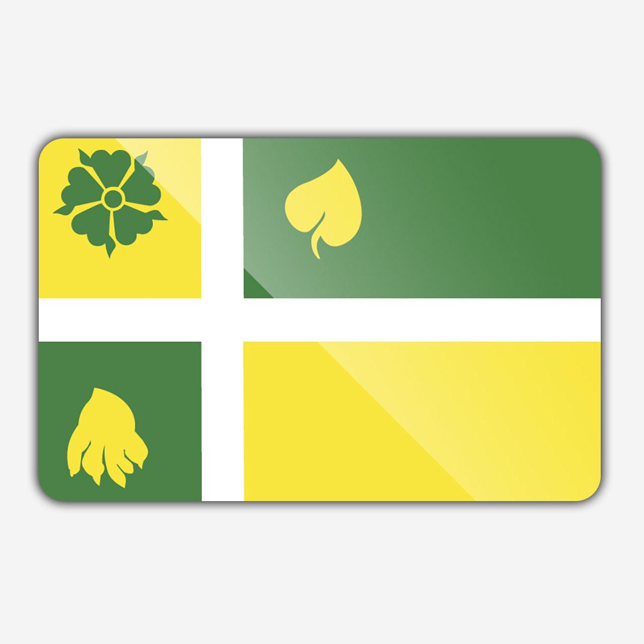 Vlag gemeente Hof van Twente