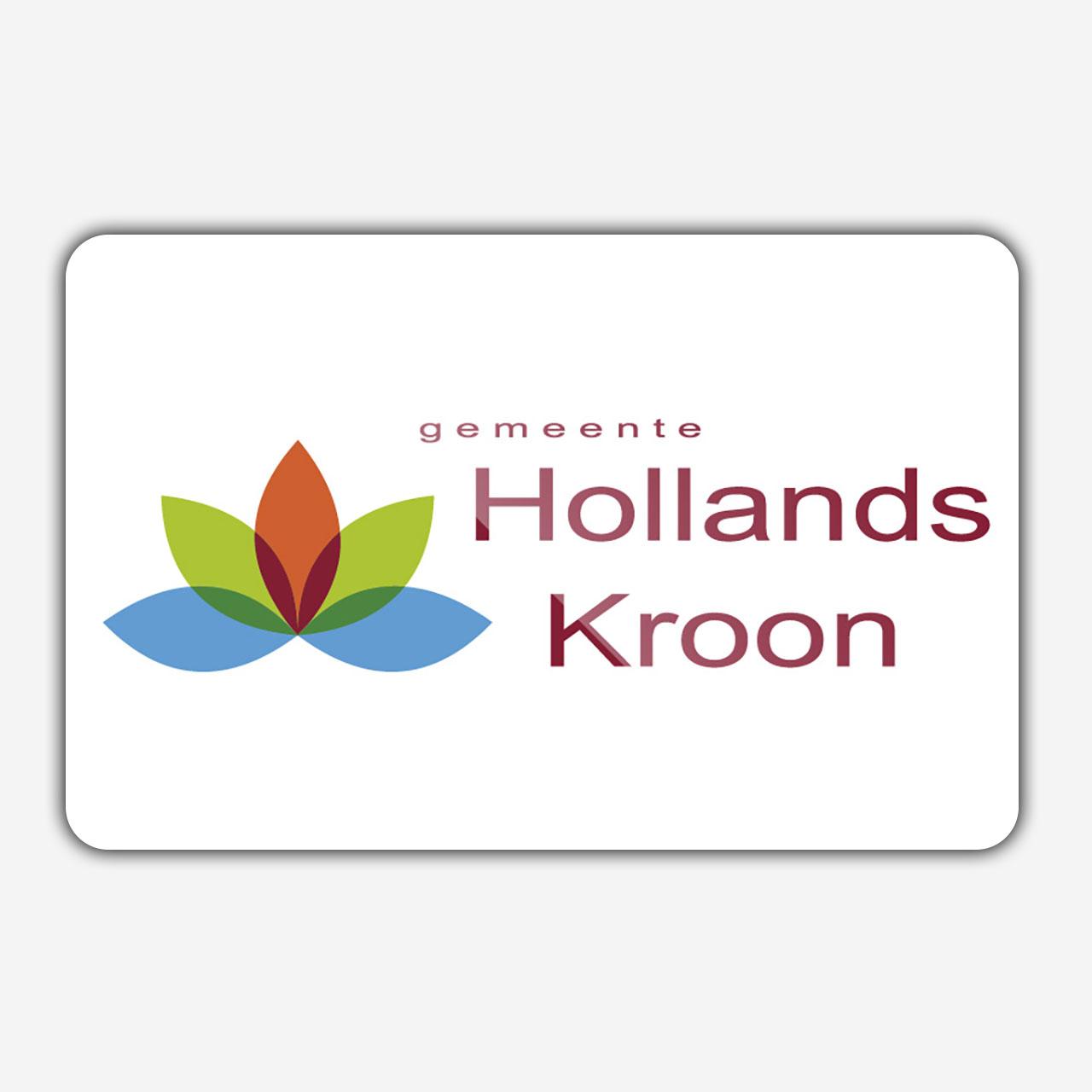 Vlag gemeente Hollands Kroon