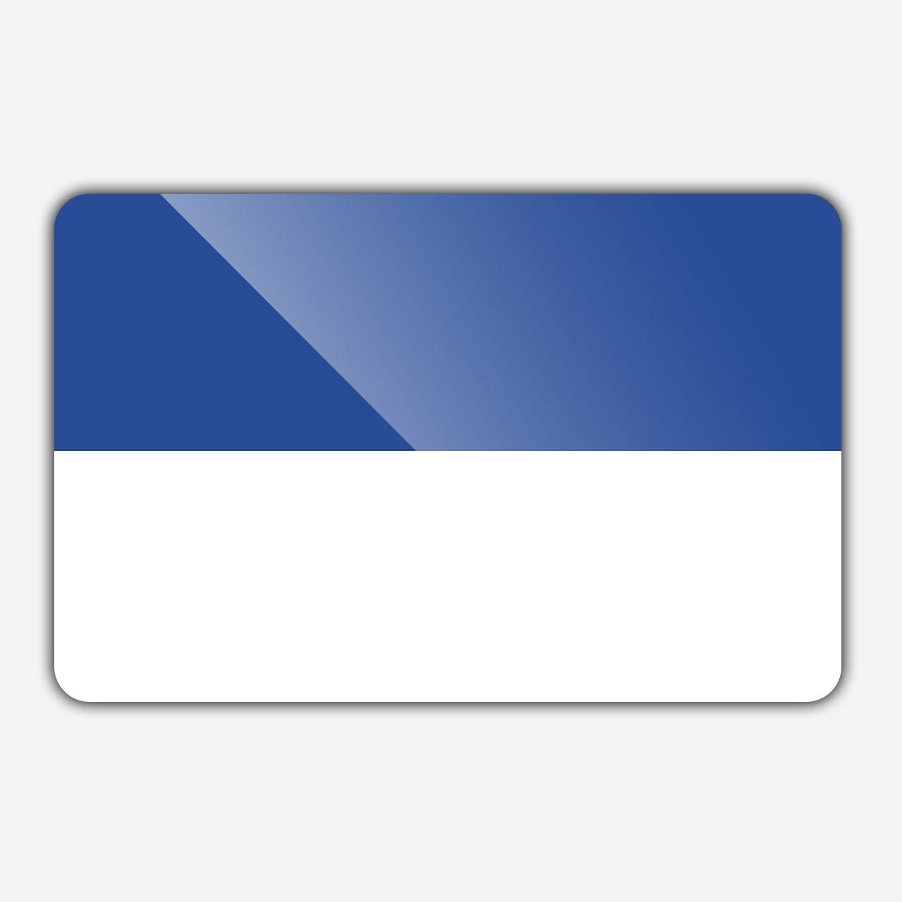 Vlag gemeente Hoogeveen