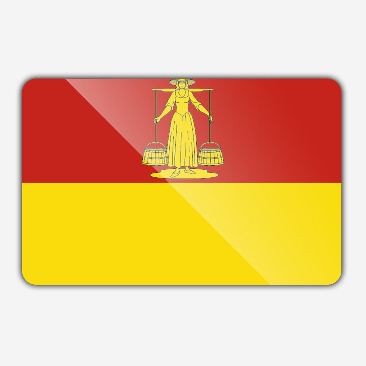 Vlag gemeente Huizen