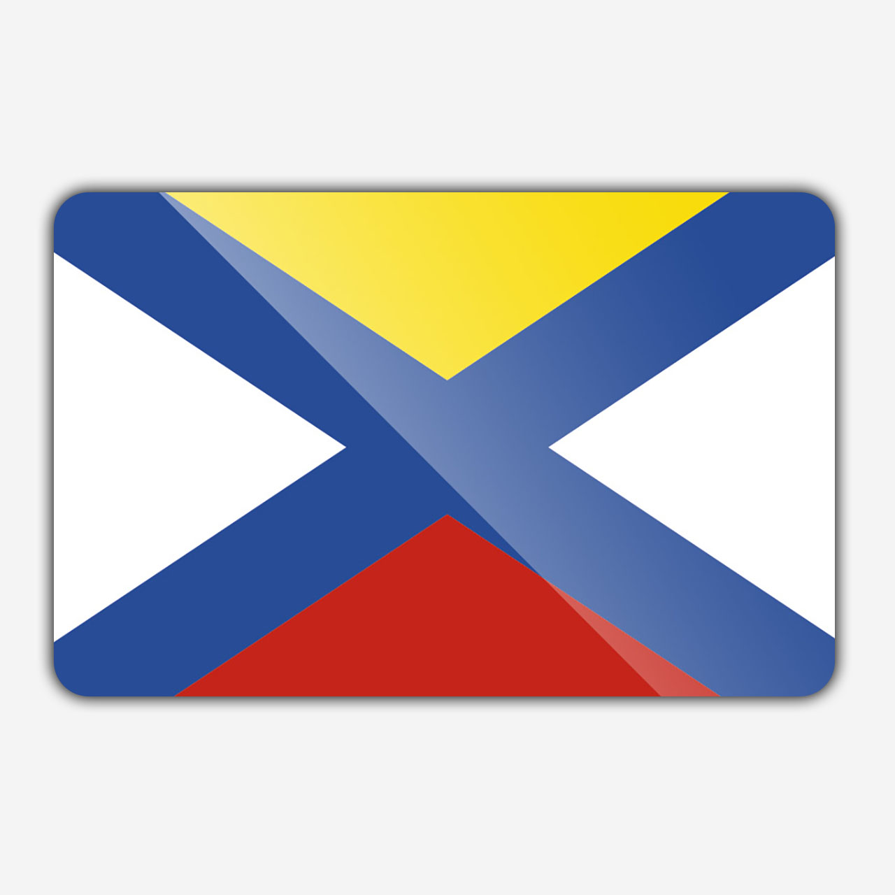 Vlag gemeente Katwijk