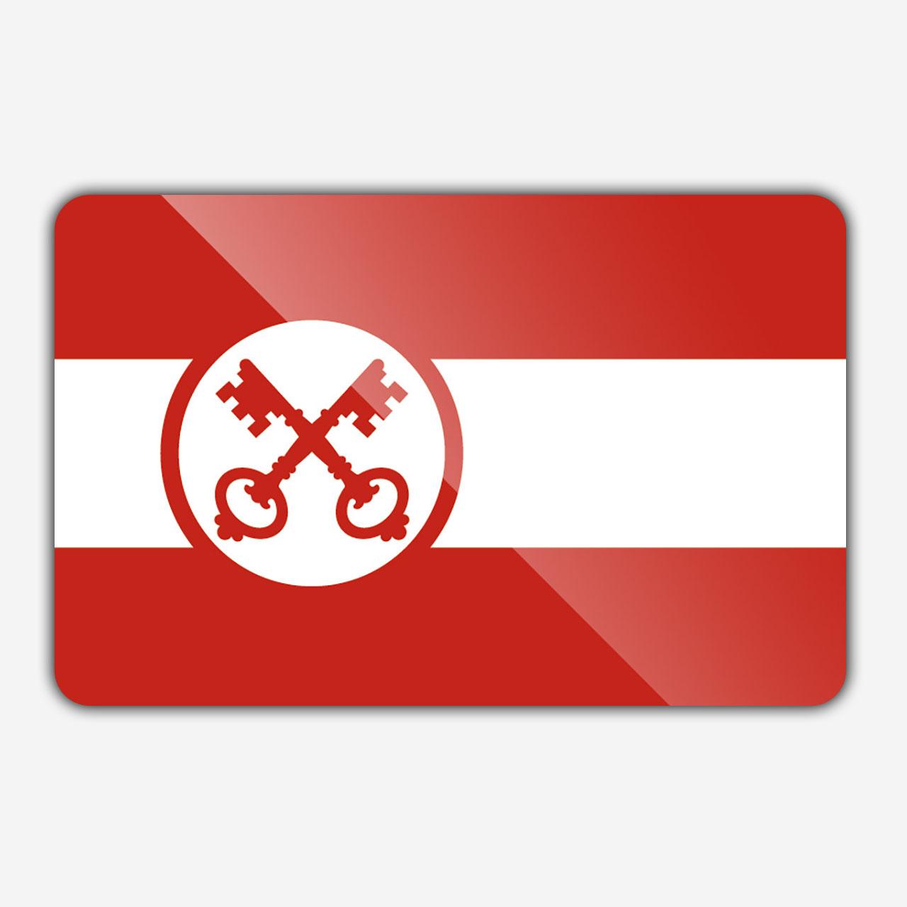 Vlag gemeente Leiden