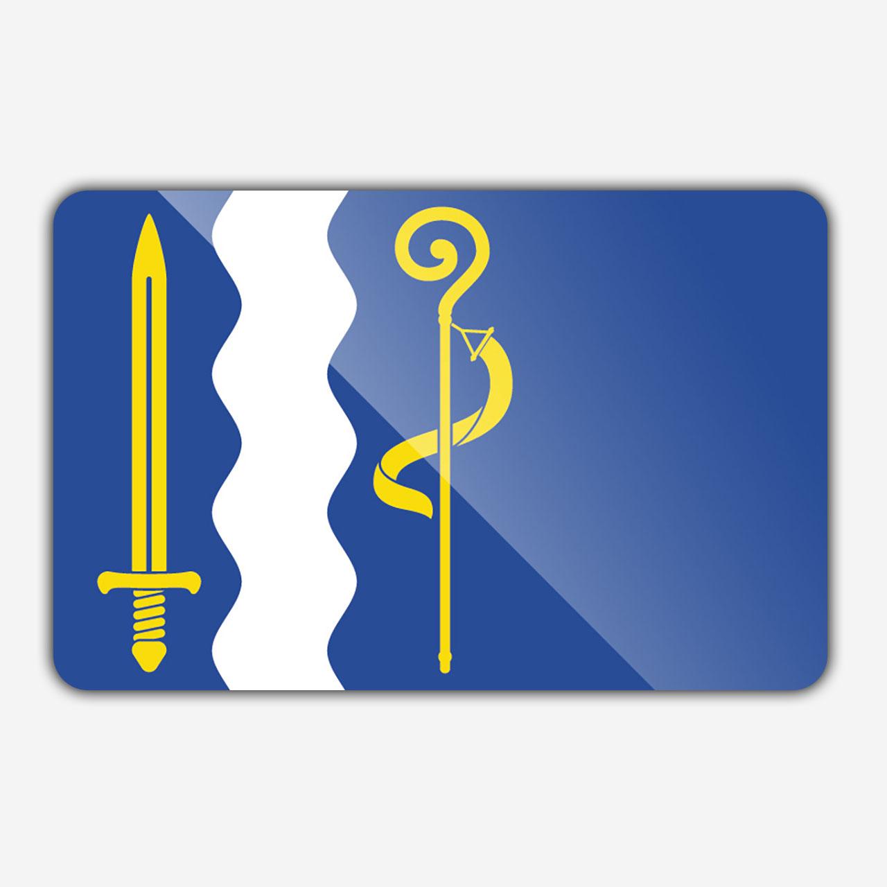 Vlag gemeente Maasgouw