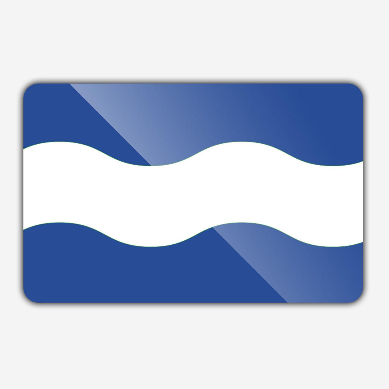 Vlag gemeente Maassluis