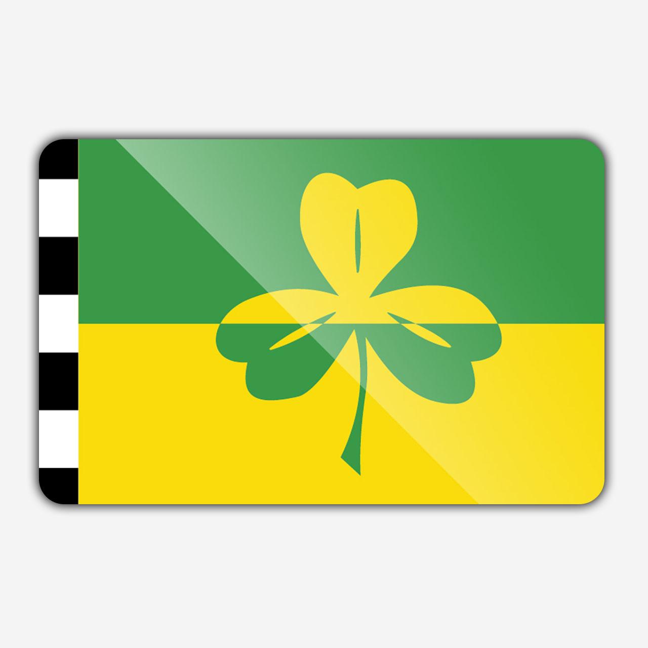 Vlag gemeente Noordenveld
