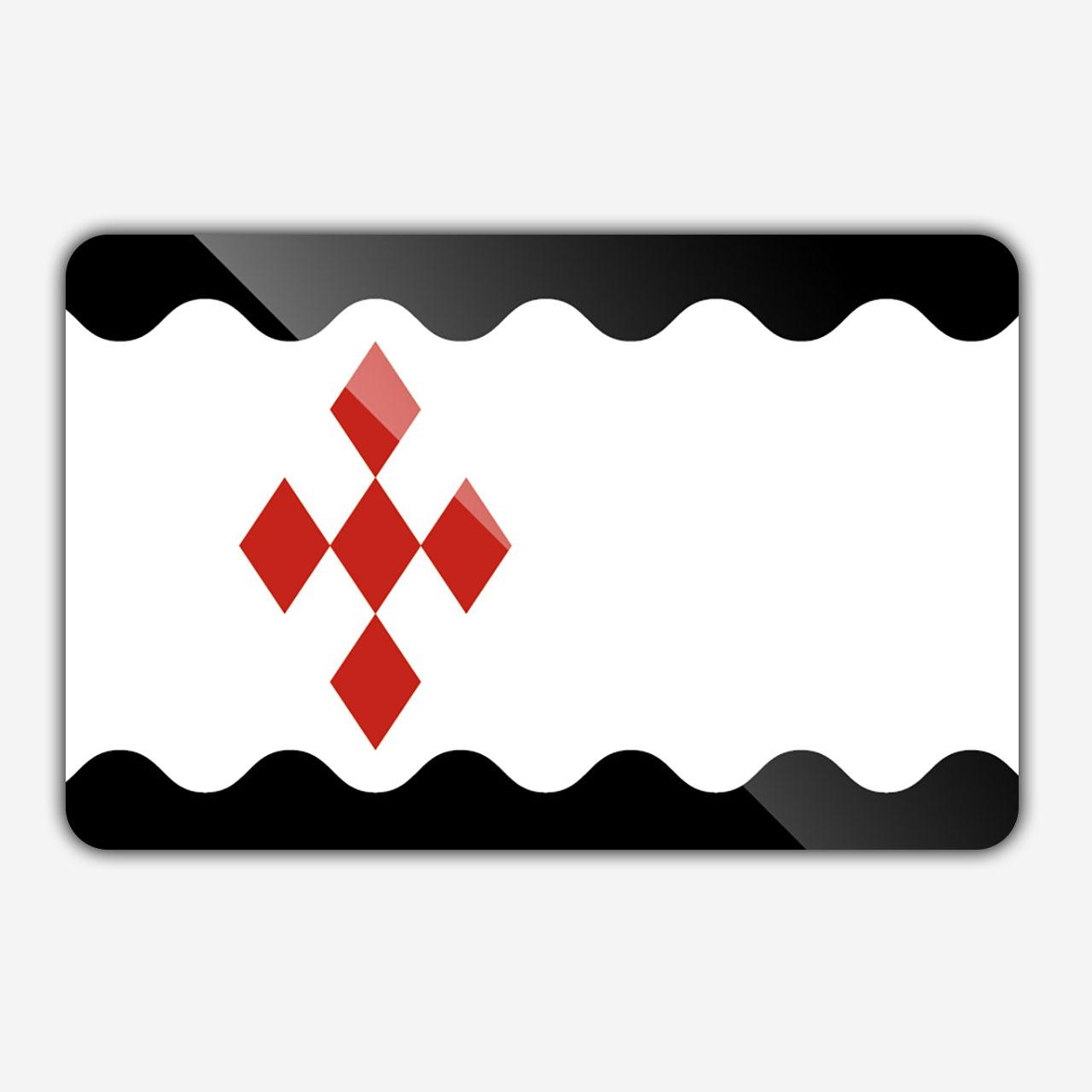 Vlag gemeente Peel en Maas