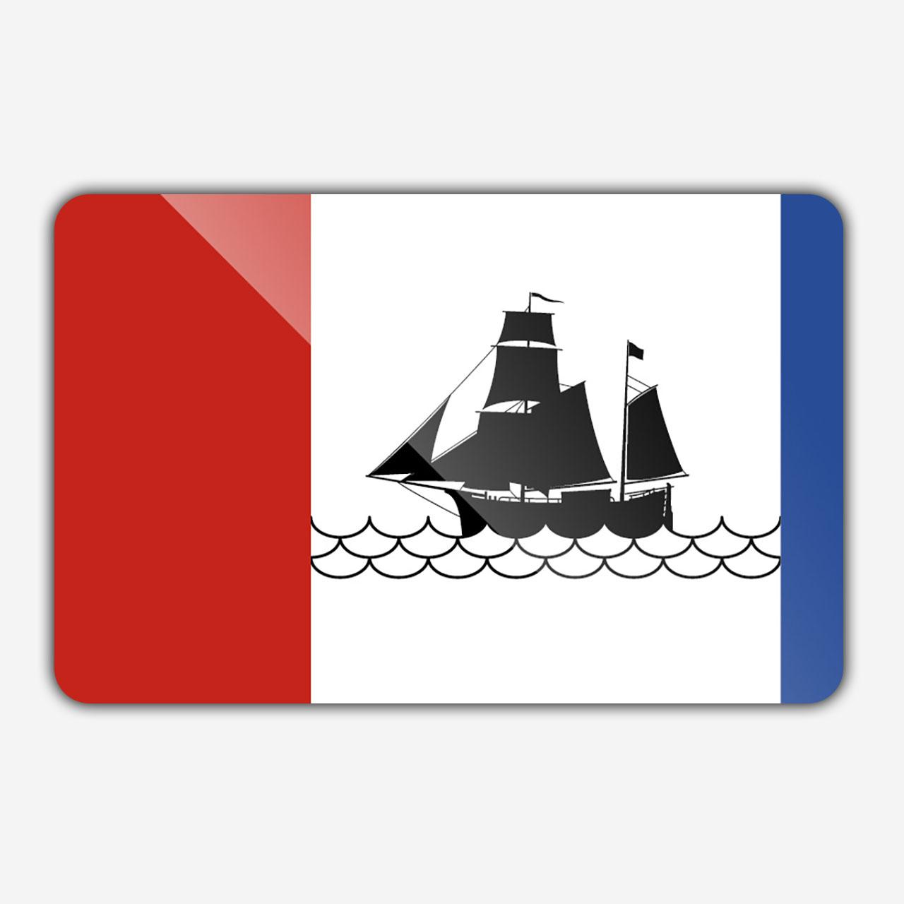 Vlag gemeente Pekela