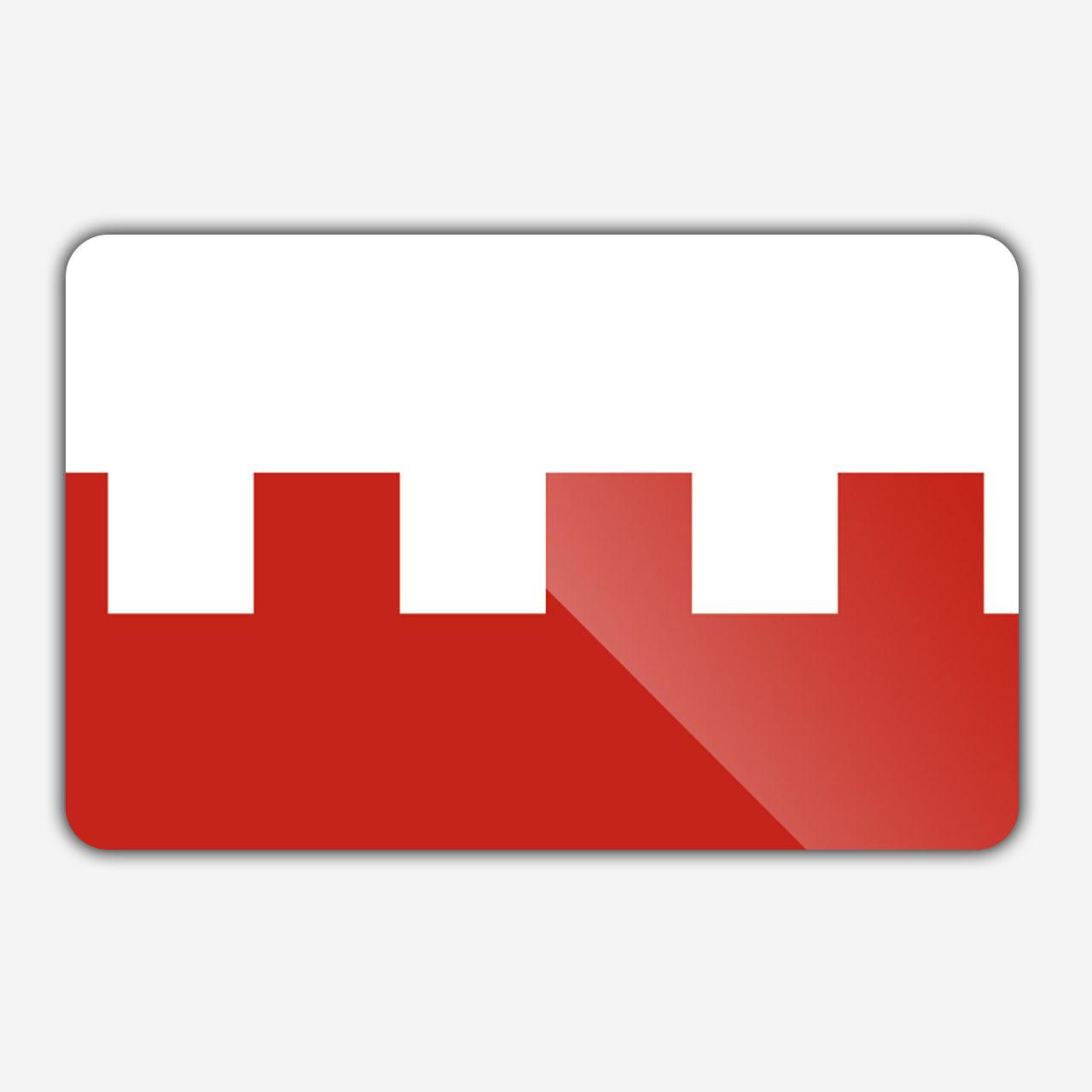 Vlag gemeente Rhenen