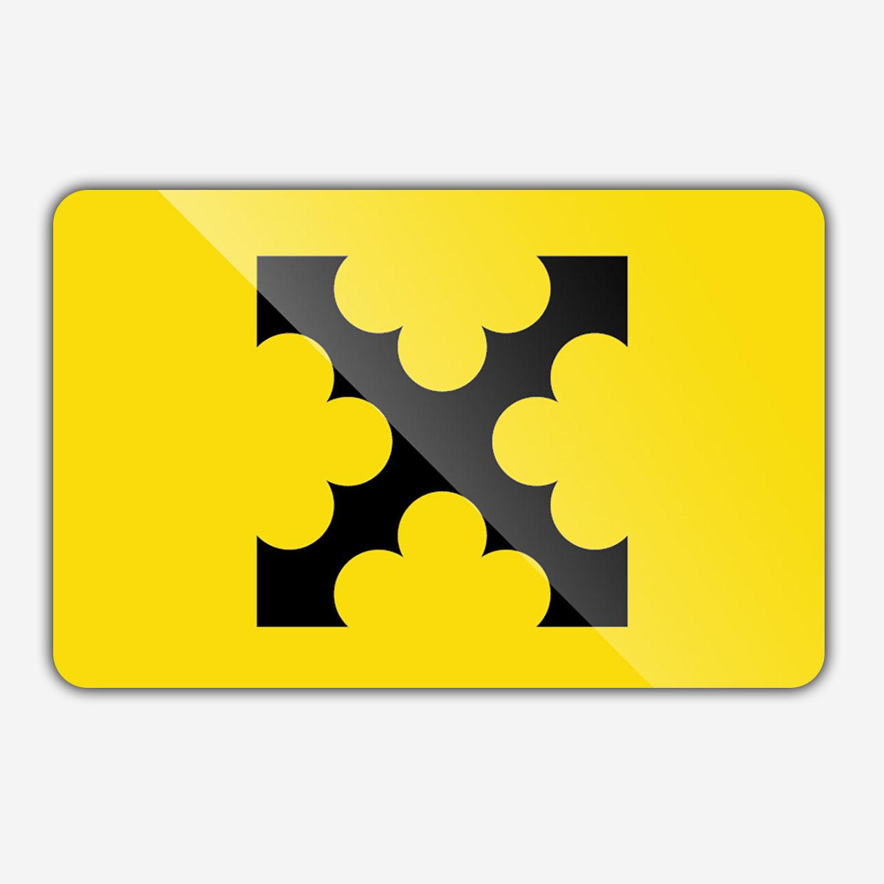 Vlag gemeente Sliedrecht